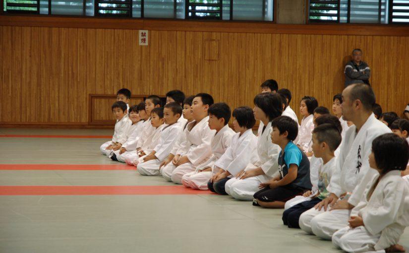 平成30年第1回長野市柔道ふれあい教室のご案内